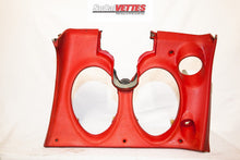 1971-1976 Corvette LH (Driver) Lower Dash - Original - Red