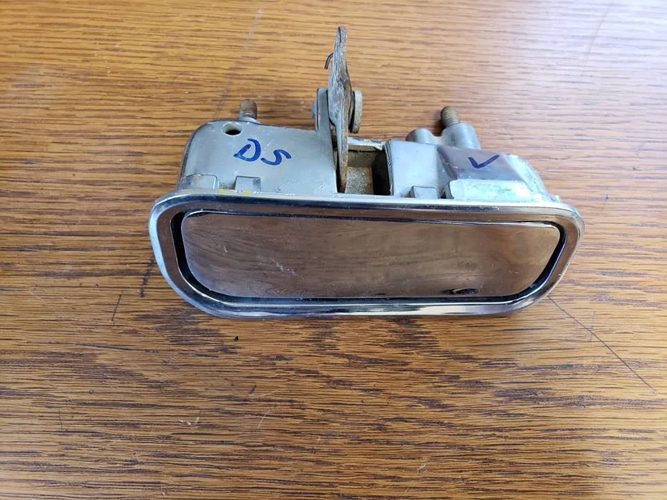 1969-1982 Corvette Original Outer Door Handles