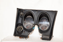 1972-1974 LH Lower Dash w/ Speedometer & 5600 Redline Tachometer
