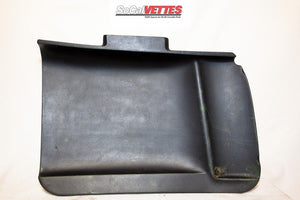 1968-1973 Corvette RH T-Top Pad Headliner Insert Original - Black