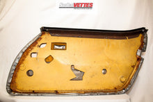 1978-1982 Corvette LH (Driver) Door Panel - Original - Silver