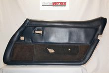 1978-1982 Corvette RH(Passenger) Door Panel - Original - Dark Blue
