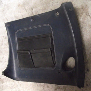 1973 - 1975 Corvette Passenger Side Lower Dash in Blue