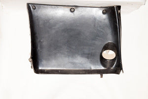1968 Corvette RH Lower Dash - Original - Black