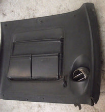 1973 - 1975 Corvette Passenger Side Lower Dash in Dark Blue