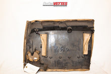 1970-1976 Corvette Rh Lower Dash - Original - medium saddle