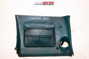 1970-1976 Corvette Rh Lower Dash - Original - Green