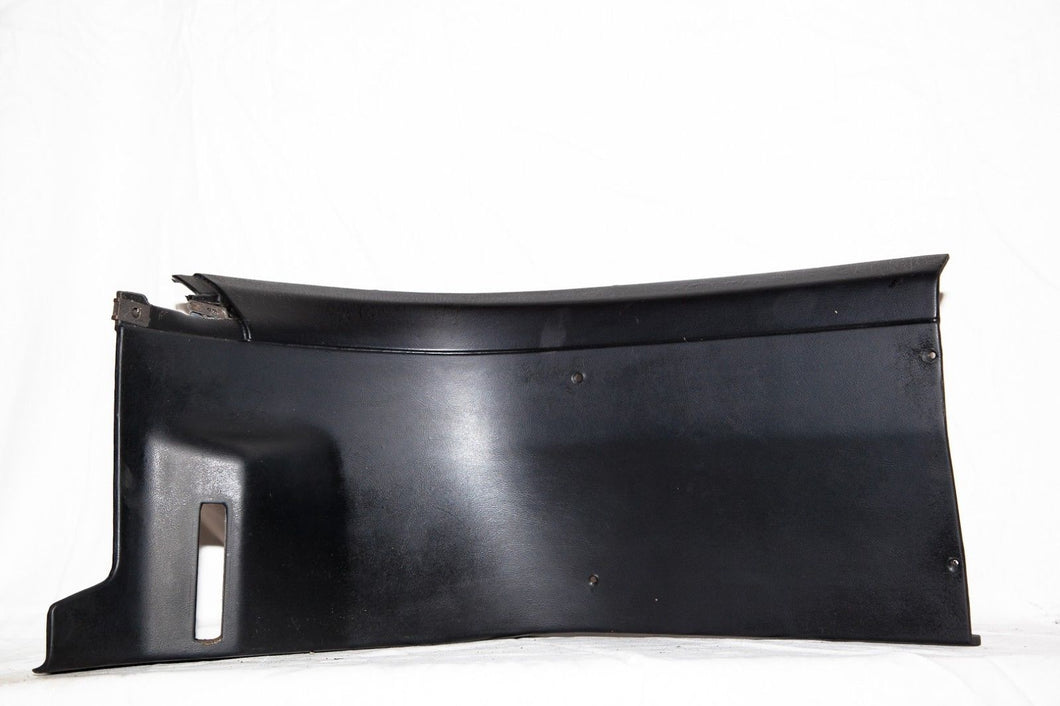 1978-1982 Corvette LH (Driver) Rear Roof Panel - Original - Black