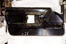 1990-1993 Corvette RH Door Panel - Original Grey/Black
