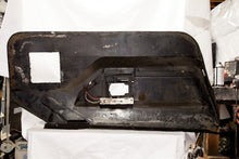 1984-1989 Corvette RH Door Panel - Original Black