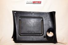 1970-1977 Corvette RH (Passenger) Lower Dash - Original -9750557 Black