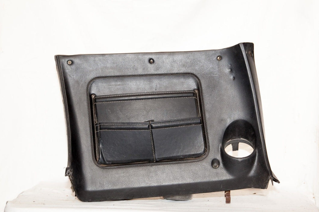 1970-1976 Corvette Rh Lower Dash w/ Map Pocket