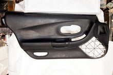1997-2004 Corvette LH Door Panel - Original Black