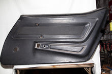 1970-1977 Corvette RH (Passenger) Standard Door Panel (Manual Window)