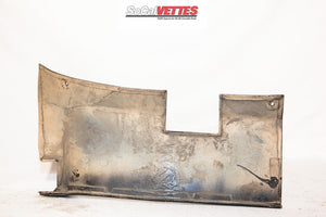 1968 Corvette RH (Passenger) Rear Roof Halo Panel - Original -