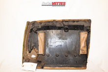 1970-1976 Corvette Rh Lower Dash w/ Map Pocket - Original - Medium Saddle