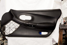1997-2004 Corvette RH Door Panel - Original Black