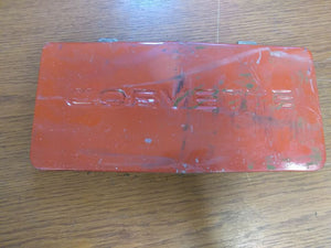1984-1990 Corvette Front License Plate Filler Panel GM# 14049269