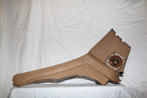 1969-1973 Corvette RH(Passenger) Interior Quarter Trim Panel - Tan