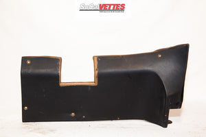 1968 Corvette Rear Roof Halo Panel - Original - Black