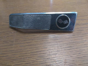1968-1977 RH Inside Door Handle with Emblem