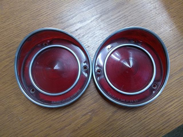 1968 Corvette Tail Lights GM #5959852