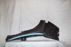 1974-1977 Corvette Coupe RH (Passenger) Interior Quarter Panel - Dark Blue
