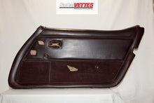 1978-1982 Corvette RH(Passenger) Door Panel - Original - Black
