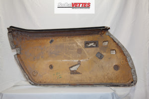 1978-1982 Corvette RH Door Panel - Original