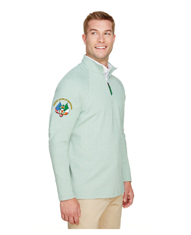 Devon & Jones Clubhouse Quarter-Zip
