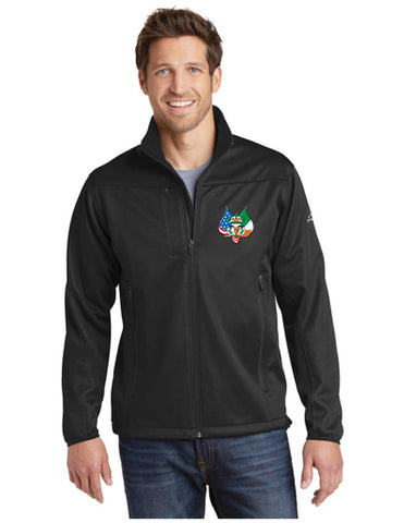 Eddie Bauer Soft Shell Embroidered Jacket
