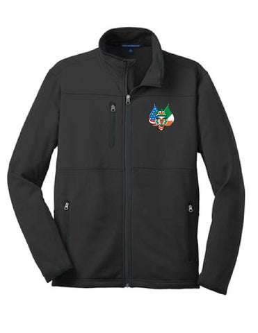 Port Authority® Embroidered Pique Fleece Jacket