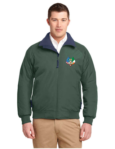 Challenger AOH Embroidered Jacket