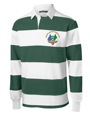AOH Classic Long Sleeve Rugby Polo