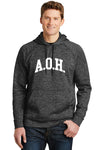 Sport-Tek® PosiCharge® Electric Heather Fleece Hooded Pullover with Logo Options!