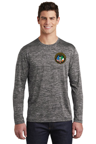 Sport-Tek ® Long Sleeve PosiCharge ® Electric Tee
