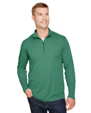 AOH Heather Performance Quarter-Zip