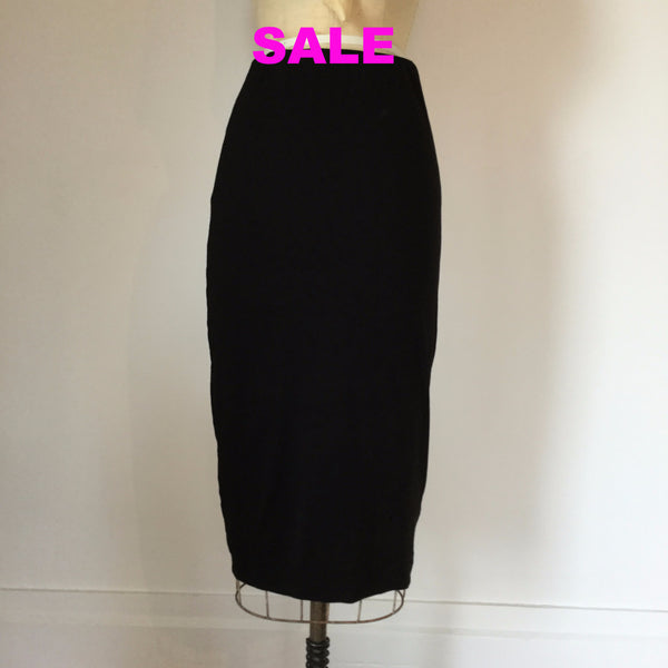 B by Donna M Pencil Skirt - Black
