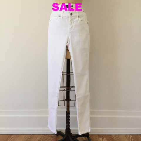 Legacee for Workshop Skinny Jeans - White - Size 30 Only