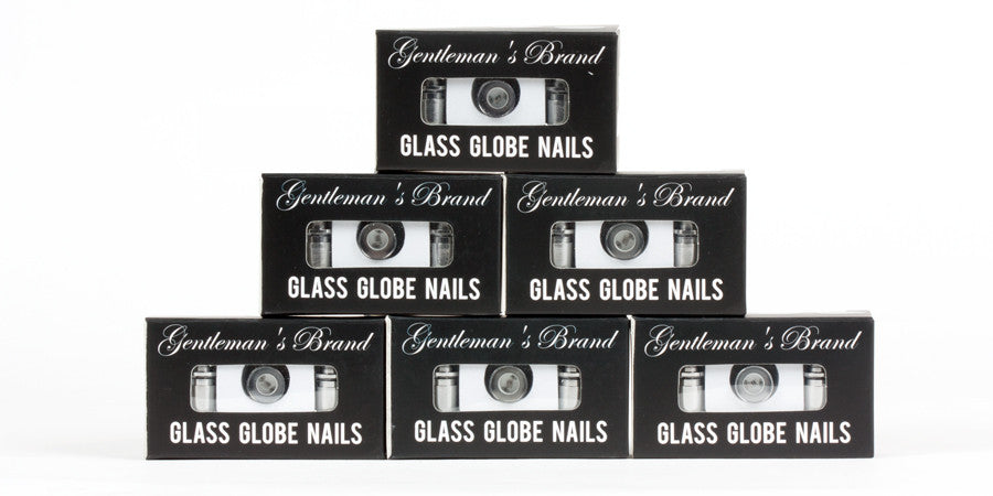Glass Globe Replacement Nails (3pk)