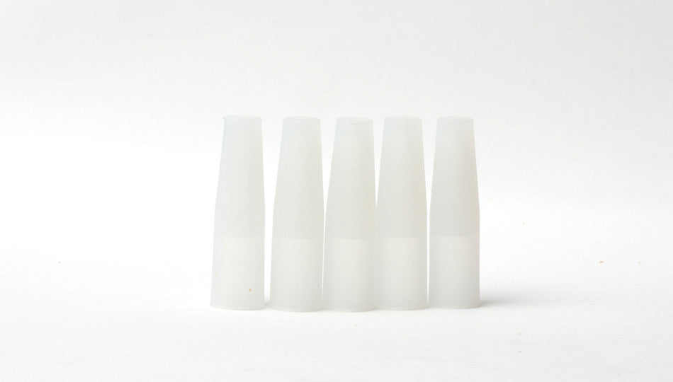 Silicone Mouth Tips 5pk (for V2 Hash Oil Atomizers)