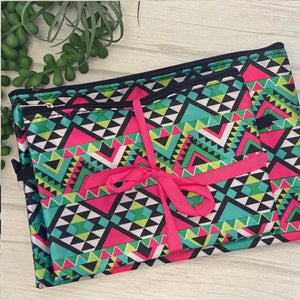 2 Piece Cosmetic Bag