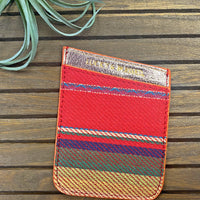 L&B Serape Phone Wallet
