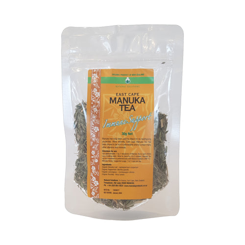 Mānuka Tea - Immune Support Blend by Natural Solutions