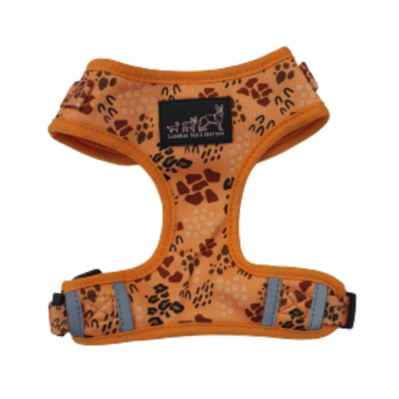 Safari : Adjustable Harness - Glammah Pooch Boutique