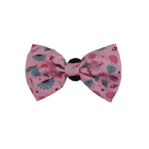 Bow Tie  - Pink Breeze - Glammah Pooch Boutique