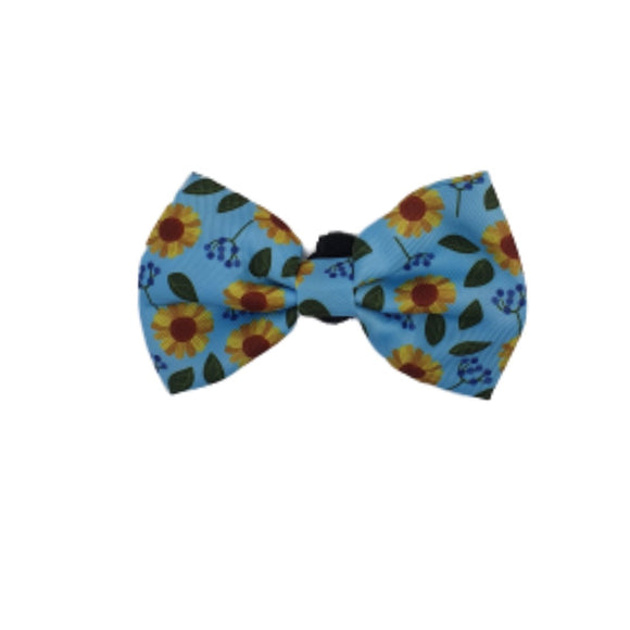 Bow Tie - Sunflower - Glammah Pooch Boutique