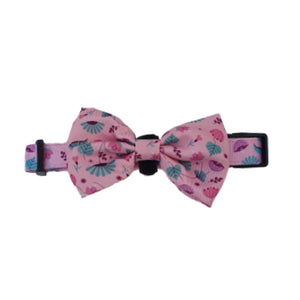 Collar & Bow - Pink Breeze - Glammah Pooch Boutique