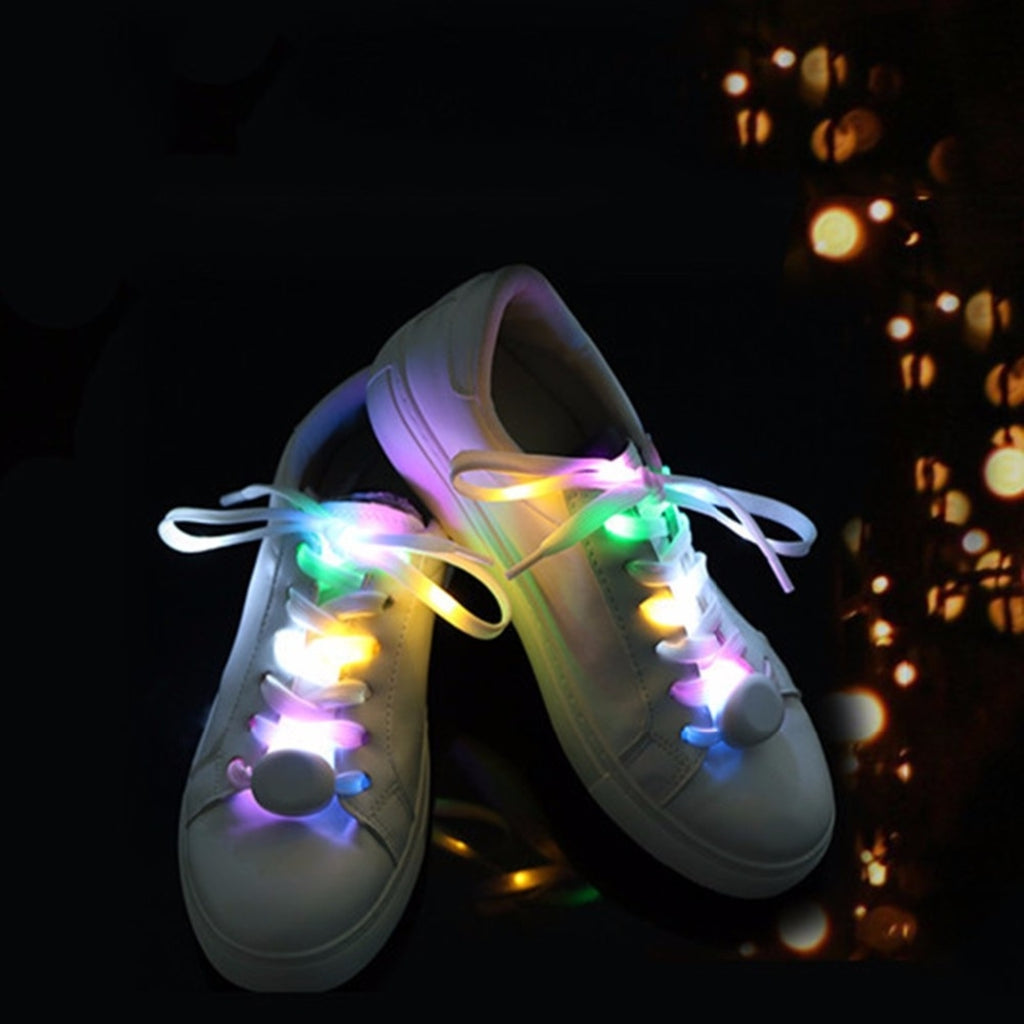 Rainbow Light-Up Shoe Laces – U Have To