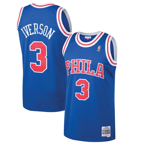 Iverson Jersey